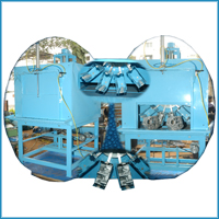 Rotary Dryer for Auto Components