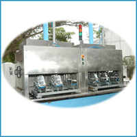 Twin Chamber Washing Machines for Auto Components
